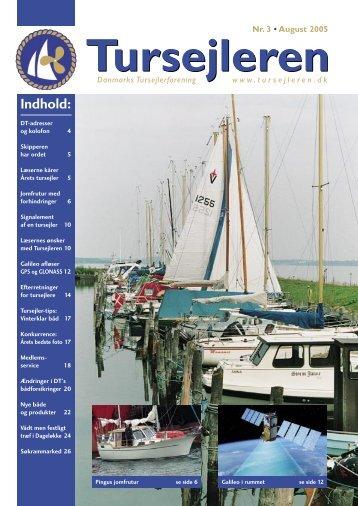 Tursejleren 0305.indd - Danske Tursejlere