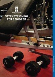 styrketræning for seniorer - DIF