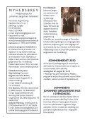 Nr. 1 - Marts 2010 - Johannes Jørgensen Selskabet - Page 2
