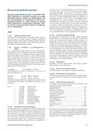Indicators - Supplement 2005 - Economic-political calender