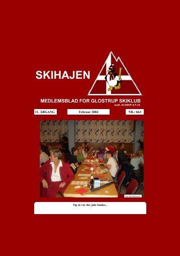 Januar 2004 - Glostrup Skiclubs hjemmeside