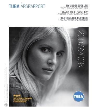 TUBA årsrapport