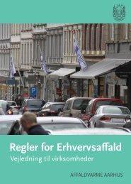 Regler for Erhvervsaffald - Aarhus.dk