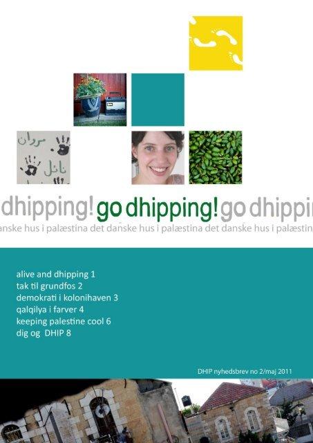 DHIP nyhedsbrev nr. 2/maj 2011