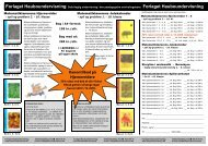 Kanontilbud på Hjernevridere - Haubo Undervisning