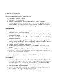 referat af MR-mødet 30. september 2010 (pdf) - Odense Domkirke
