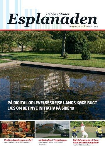 Esplanaden - Brøndby Strand