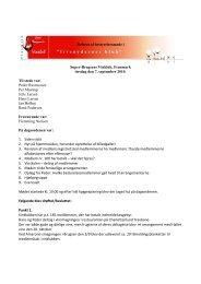 Referat af bestyrelsesmøde d. 07/09-2010 - Fensmark