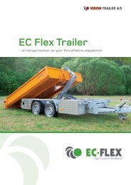 EC Flex Trailer