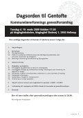 Skriftlig beretning, GKL-bladet - Gentofte Kommunelærerforening - Page 3