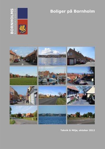 Boliger på Bornholm - Bornholms Regionskommune