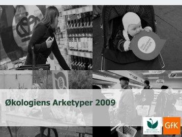 arketype rapport.pdf - Økologisk Landsforening