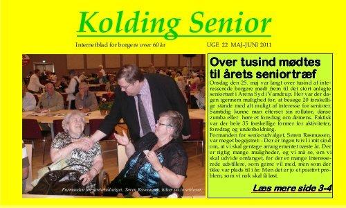 Uge 22 - Kolding Senior