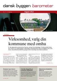 Se PDF af nr 7/2012 - Dansk Byggeri