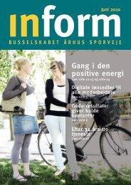 Gang i den positive energi - Busselskabet Århus Sporveje