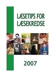 Læsetips til læsekredsen 2007 - Vejle Bibliotekerne