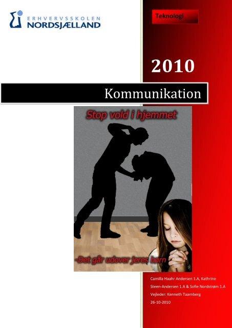 Kommunikation - Lisegaarden