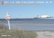 NYT LIV VED FJELLERUP STRAND OG BY - Norddjurs Kommune