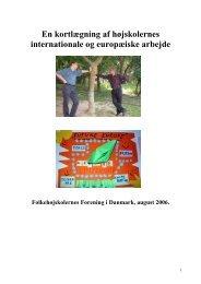 Hent rapporten her (pdf) - FFD.dk