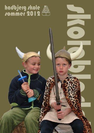 Hadbjerg skoles skoleblad 2012 pdf