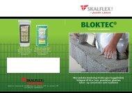 BLOKTEC® - Skalflex