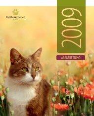 årsberetning - Dyrebeskyttelsen - Dyrebeskyttelsen Norge