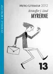 MYRERNE - Metro Litteratur
