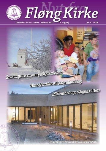 Læs om præstens »usynlige« arbejde Glade forældre ... - Fløng kirke