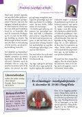 Læs om præstens »usynlige« arbejde Glade forældre ... - Fløng kirke - Page 2