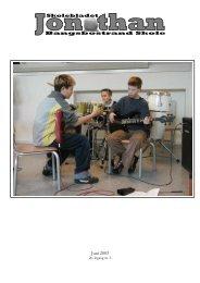 Jonathan2003_2 - Skoleporten Bangsbostrand Skole