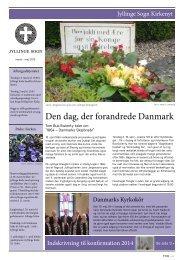 Den dag, der forandrede Danmark - Jyllinge Kirke