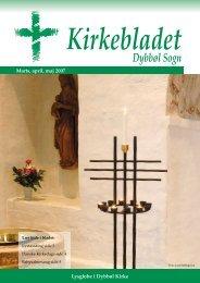Kirkebladet marts 2007 - Dybbøl Kirke