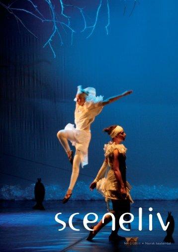 Sceneliv 2/2011 - Norsk teaterråd