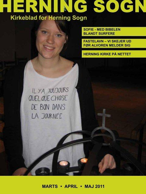 Kirkeblad for Herning Sogn - Herning Kirkes hjemmeside