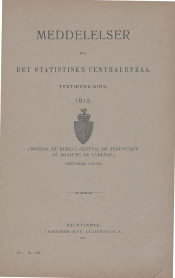 publikasjonen i pdf - SSB