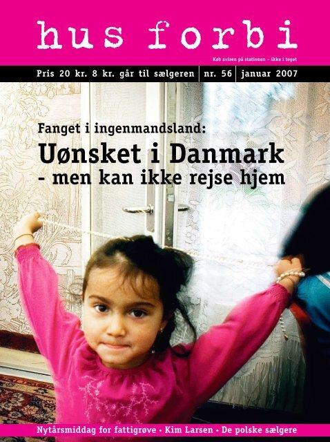 Uønsket i Danmark - Hus Forbi