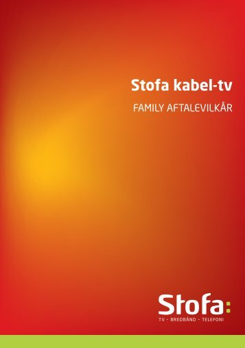 Stofa kabel-tv
