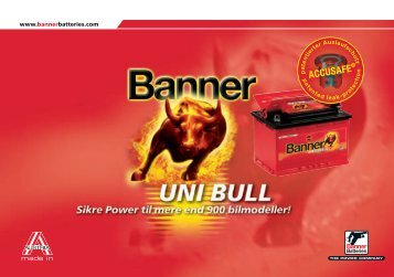 uni bull - Scandic-oil