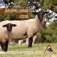 ÅRSMELDING 2010 - Animalia