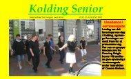 Uge 33 - Kolding Senior