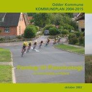 Forslag til Planstrategi - en bæredygtig udvikling - Odder kommune