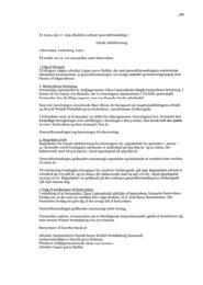 Formandens beretning for året 2010 - Dansk Adelsforening