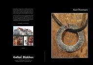 Kurt Thomsen - Galleri Blokhus