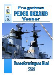 PSV BLAD 1-2008 - Peder Skrams Venner