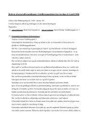 Referat af generalforsamlingen i Guldbergsgadekarréen ... - GUBI