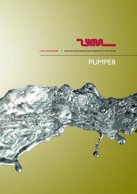 Kapitel - Pumper - Om Lyma