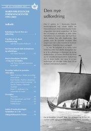 Nyhedsbrev nr. 20, med register - Vikingeskibsmuseet