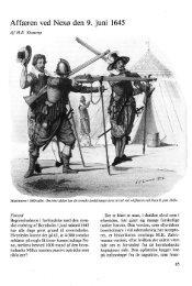 Affæren ved Nexø den 9. juni 1645 - Bornholms Historiske Samfund