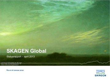SKAGEN Global - SKAGEN Fondene