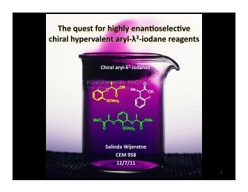 iodane reagents